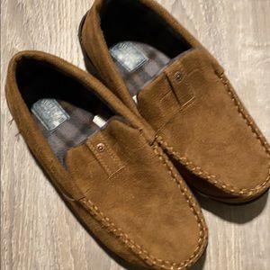 NWOT men's house shoe/loafer 7-8